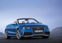 Audi RS 5 Cabriolet – сверхдинамика под открытым небом