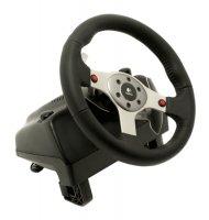 Logitech G25 Racing Wheel: рулить всегда, рулить везде!