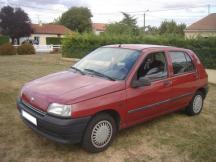 Renault Clio 1  1996г.в 1.4 моно весь авто на запчасти