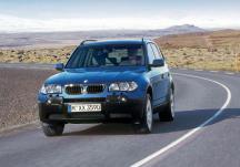 BMW X3. Весь автомобиль в разбор, из стран ЕС.