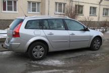 Renault Megane 2004 1.5-1.9 Dci  весь авто по з/ч