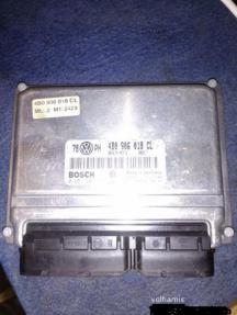 ЭБУ, Блок управления двигателем, мотор 1.8Т, фольксваген