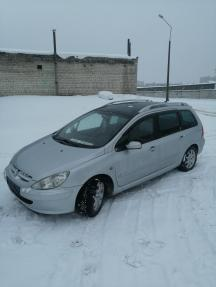 Peugeot 307 Station Wagon