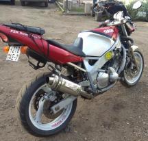 Yamaha FZS600S Fazer