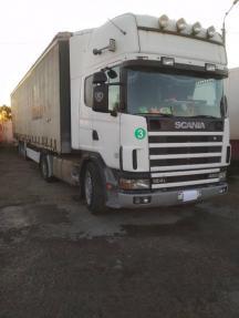 Scania 124C