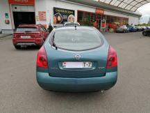 Nissan Primera Liftback