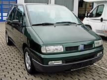Fiat Ulysse двигатель,КПП, подвескa,фары, фонари Есть все