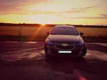 Chevrolet Cruze Тюнинг Фары ″Chevrolet Camaro Style″