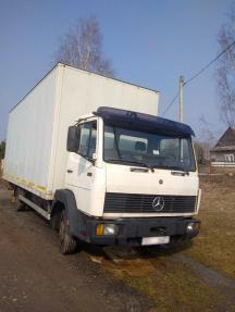 Mercedes-Benz Фургон (4х2)