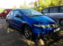 Honda Civic Fastback