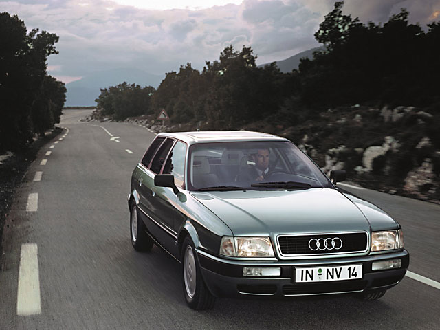 Audi 80 Схемы Фото