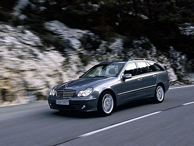 Технические характеристики Mercedes-Benz C-Class T-model C 320 ...