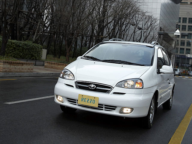 Дэу автомобили фото