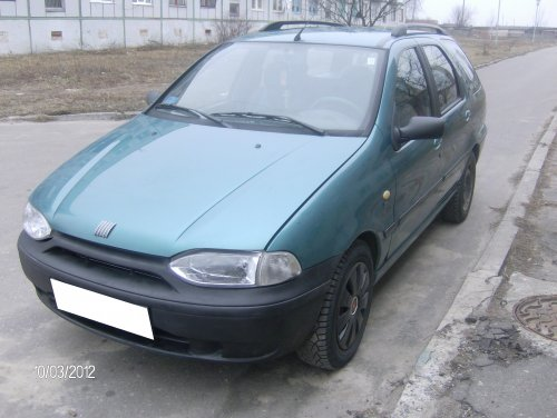 Fiat Palio Weekend 1.2 i (73 Hp) MT