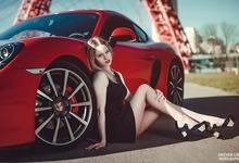 Porsche Cayman 3.4 Cayman S (295 Hp) MT