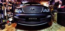 Lexus LX 470 470 (233 Hp) AT