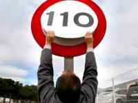 Водители разогнались до 110 км/ч после повышения скоростного режима