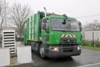 Renault Trucks запускает производство грузовика стандарта Euro 6, работающего на природном газе и биометане