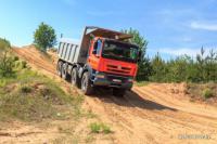 17-тонный грузовик Tatra - новый игрок на белорусском рынке