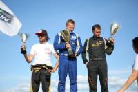 На гонке в Гродно обошли чемпиона страны по дрифтингу