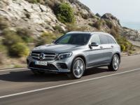 Mercedes-Benz выводит на рынок водородный кроссовер