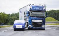 Автопилот для грузовиков - технология EMA