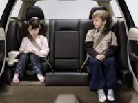 ГАИ Минска проводит акцию «Обеспечь безопасность ребенка в машине на 100%»