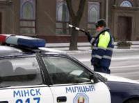 Ночная погоня в Минске