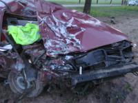 Смертельное ДТП в Копыльском районе: три человека погибли