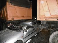 Муж и жена погибли в ДТП в Червенском районе