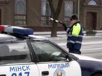 ГАИ Минска проводит акцию Пешеход