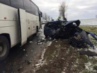 В ДТП под Минском погибла женщина-водитель