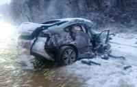 В ДТП под Иваново пострадало три человека, в том числе маленький ребенок