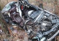 В аварии в Житковичском районе погибло трое молодых людей