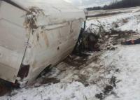 В ДТП в Дзержинском районе один человек погиб, еще один серьезно пострадал
