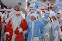Из-за парада дедов Морозов будет перекрыто движение в центре Минска
