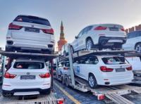 Российские олимпийцы получат BMW