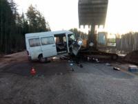 Шесть белорусов пострадали в ДТП в Псковской области