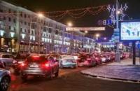 Как Минск пережил вчерашний гололед
